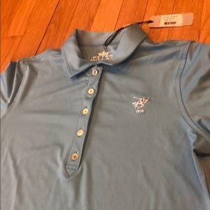Peter Millar women's golf shirt SPF 50